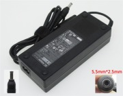 Brand new original black DU71_E, 19V 7.1A 135W ac adapters