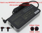 G75VW, G751JT, G750JX, G751JY, GL502VS, GL502, G752VY, GL702VM, 19.5V 9.23A 180W ac adapters