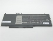 Brand new original black Latitude E5470, E5550, 14 5000, E5570, 7.6V 62Wh batteries