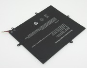Ezbook X1, 7.6V 26.6Wh batteries