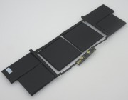 MacBook Pro A1990, Pro 15 2018, 11.4V 83.6Wh batterien