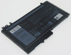 Latitude E5450, E5550, 3150, E5250, 12 5000, 3160, 12 E5270, 11.1V 38Wh batteries