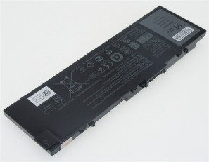 Precision 7520, 7510, 7720, 7710, m7710, M7510, 15-7510, 15 7520, 11.4V 91Wh batteries